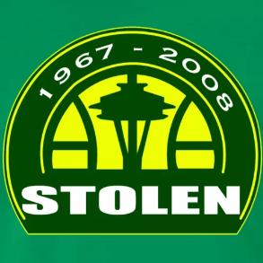 Stolen From Seattle Image